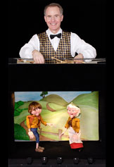 Kids Puppet Show in Denver by Mark Hellerstein